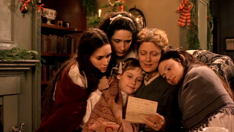 Still from the film Little Women for a post on comforting books