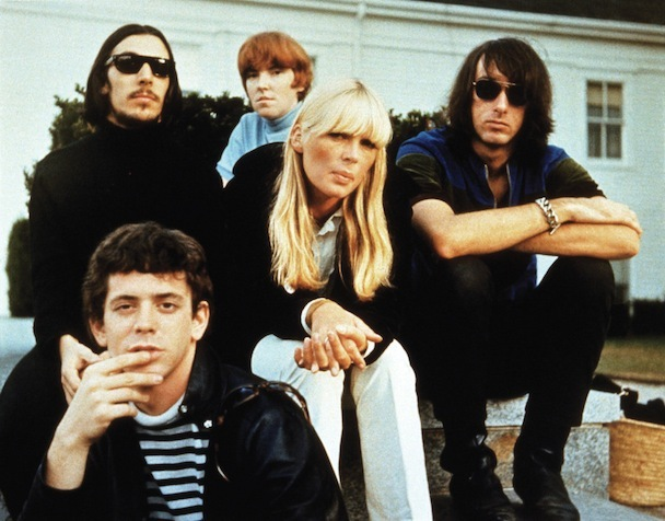 Velvet Underground for post on songs named after books
